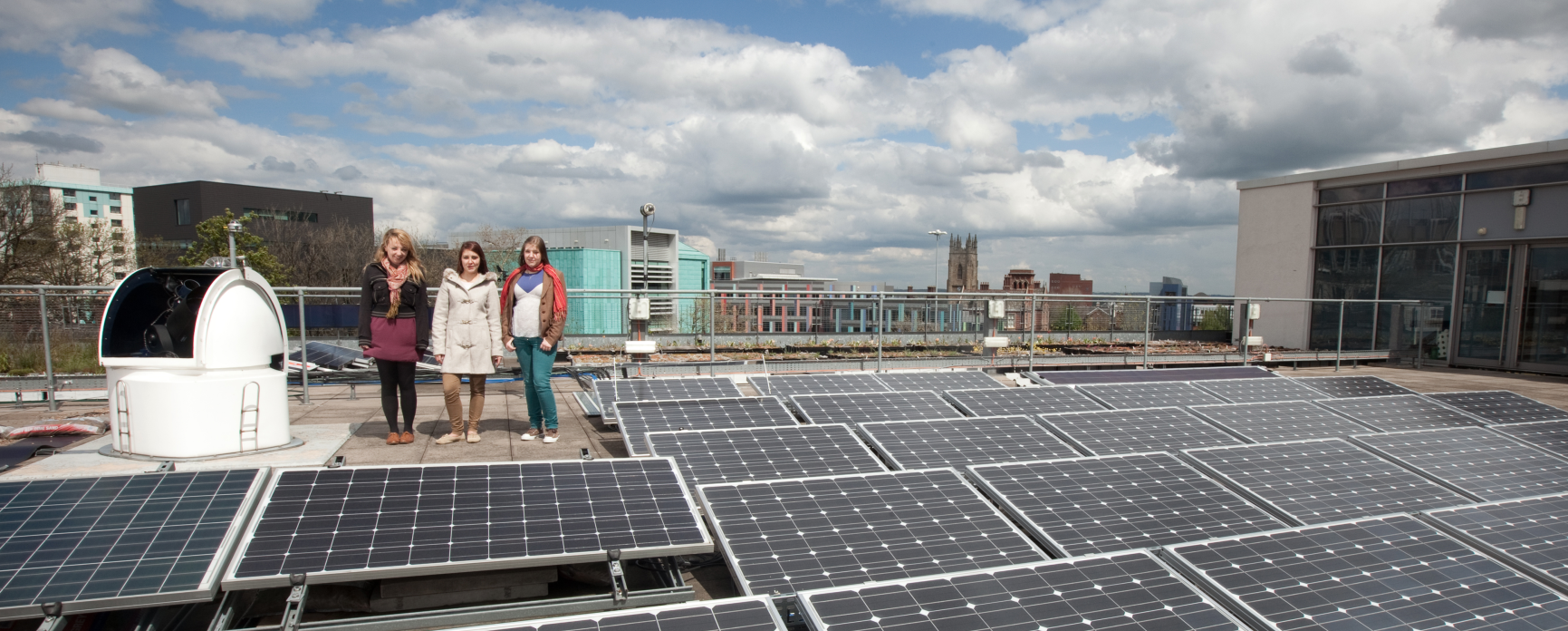 New masters course: <em>MSc Solar Cell Technology</em>
